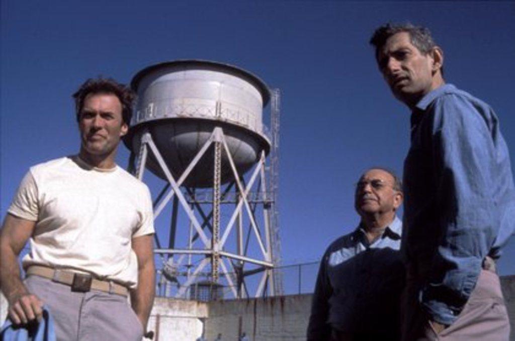 Fuga da alcatraz streaming film senza limiti