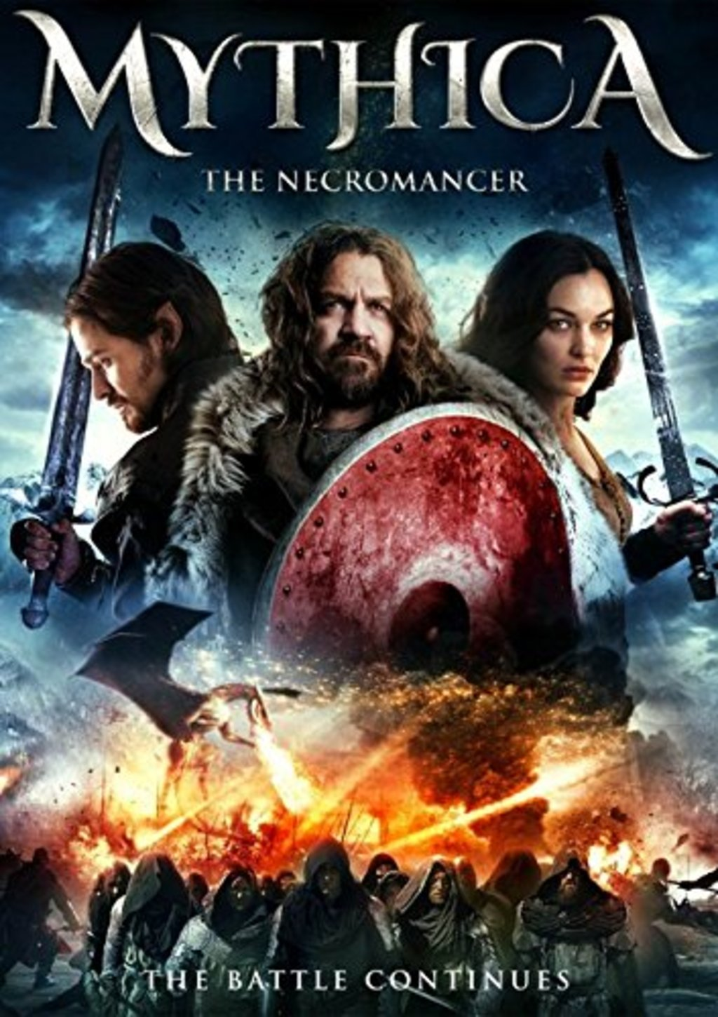 watch mythica the necromancer on netflix today