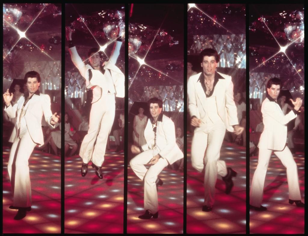 John Travolta Saturday Night Fever Images Stock Photos