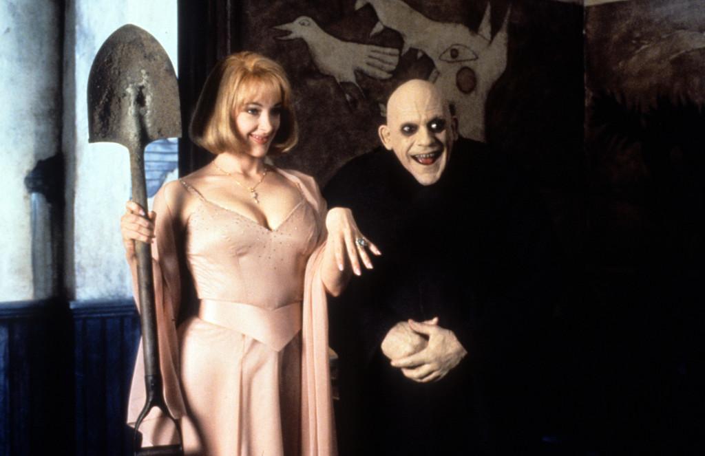 Addams Family Values Movie Review  Common Sense Media