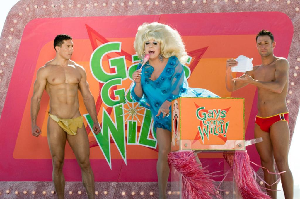 Gay porn star franchise