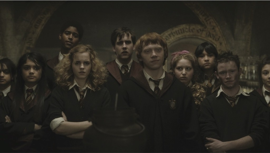 watch harry potter and the halfblood prince on netflix