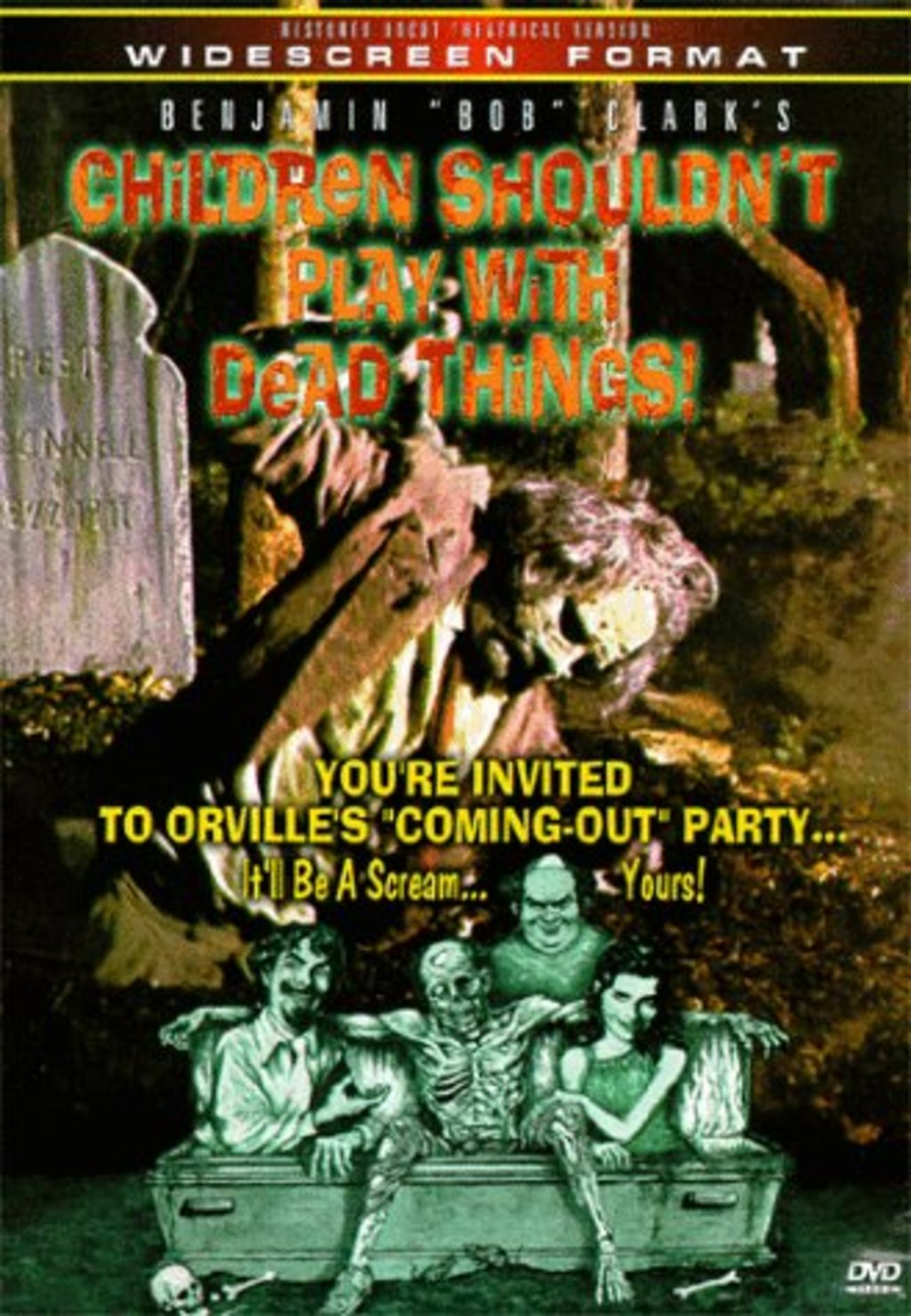 Dead things movie