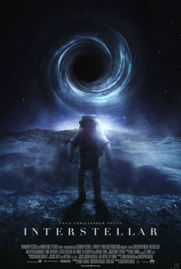 Netflix Interstellar