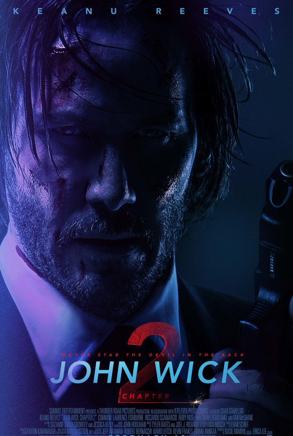 John Wick 2 Netflix