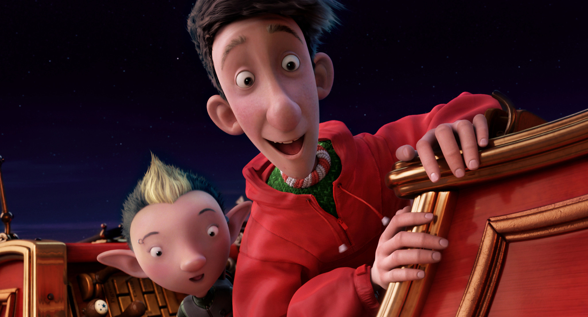 Watch Arthur Christmas On Netflix Today Netflixmovies Com
