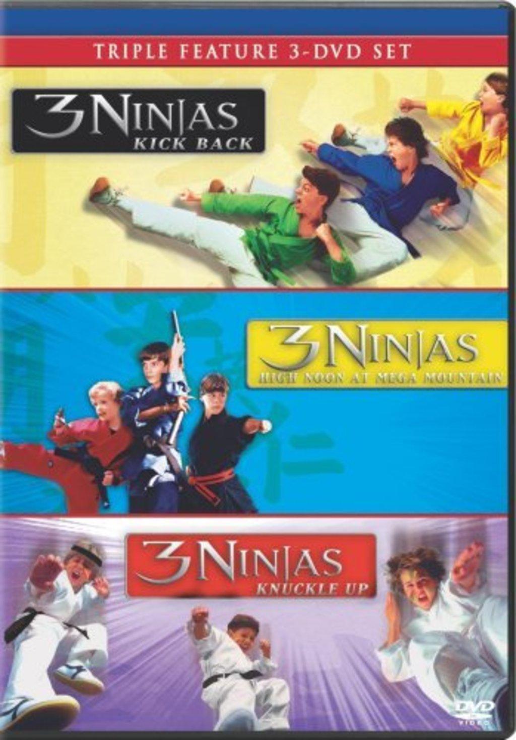 watch 3 ninjas knuckle up on netflix today