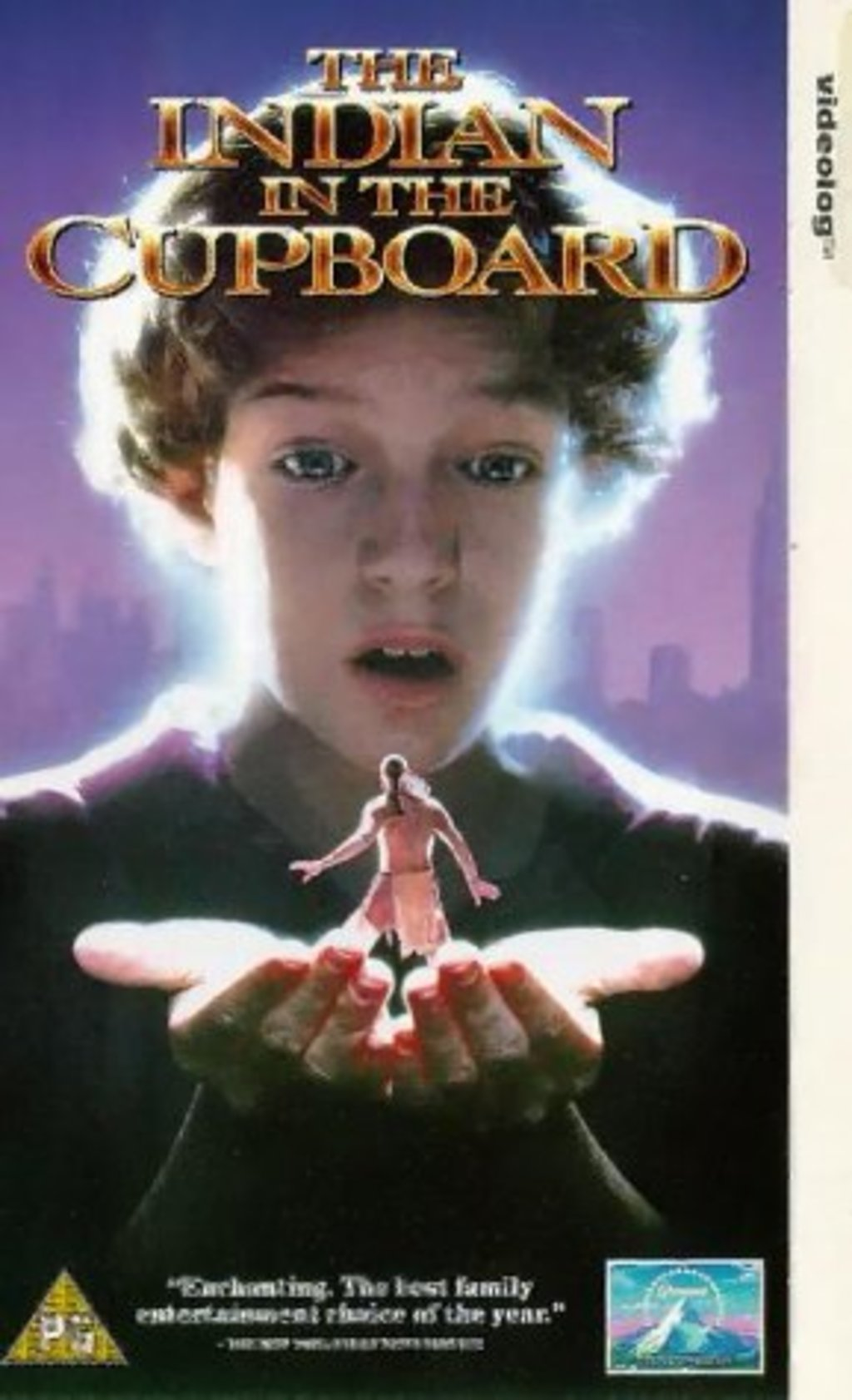 indian in the cupboard series movies
