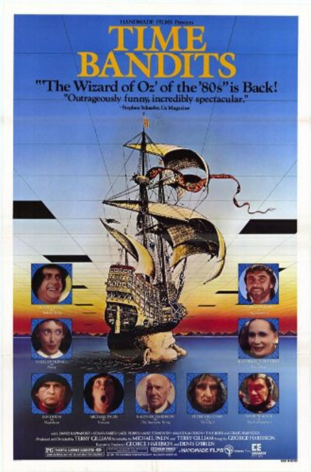 Watch Time Bandits (1981) Full Movie on FMovies.to