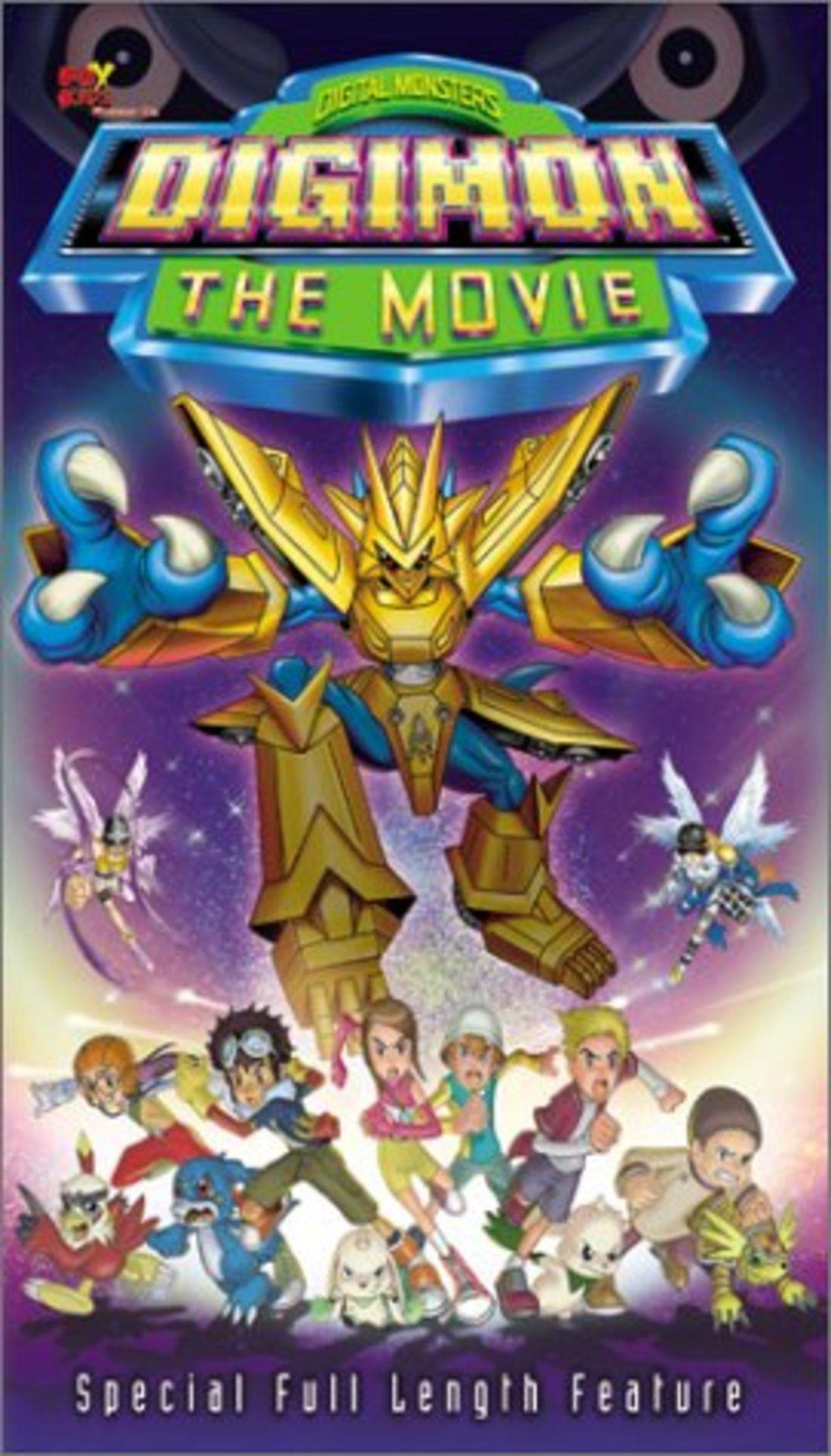 Netflix Digimon