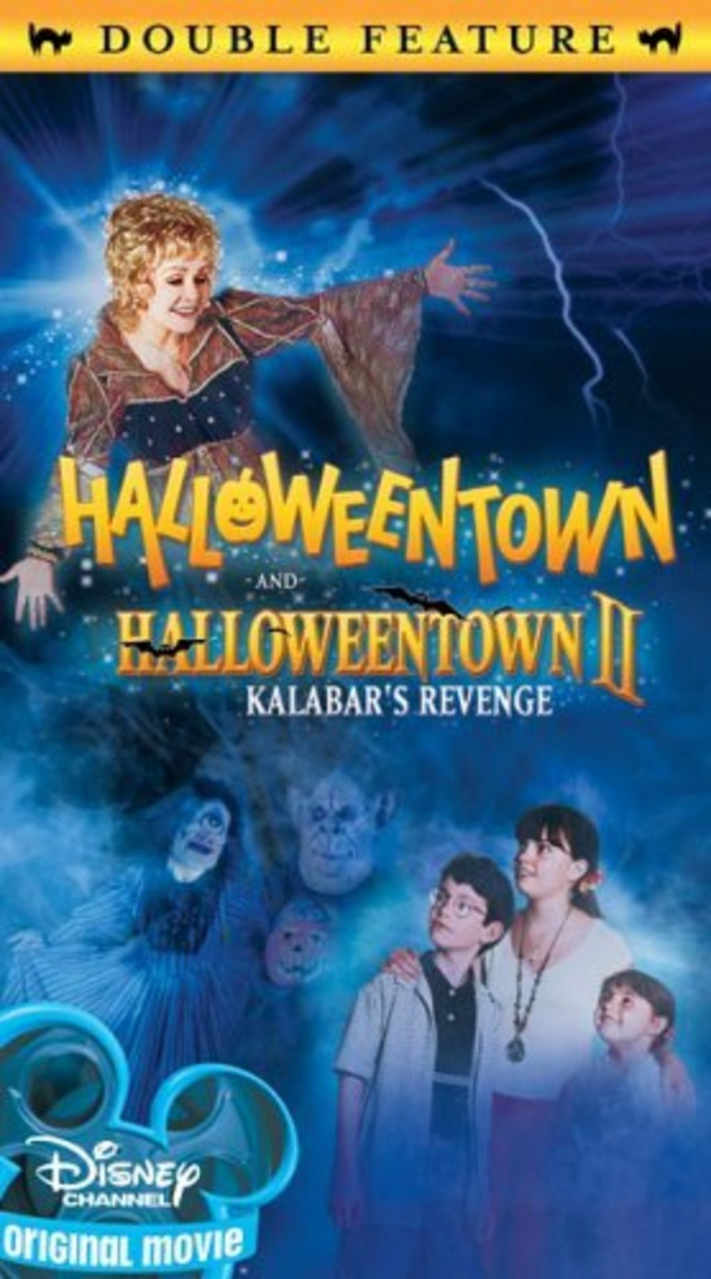 return to halloweentown marnie actress