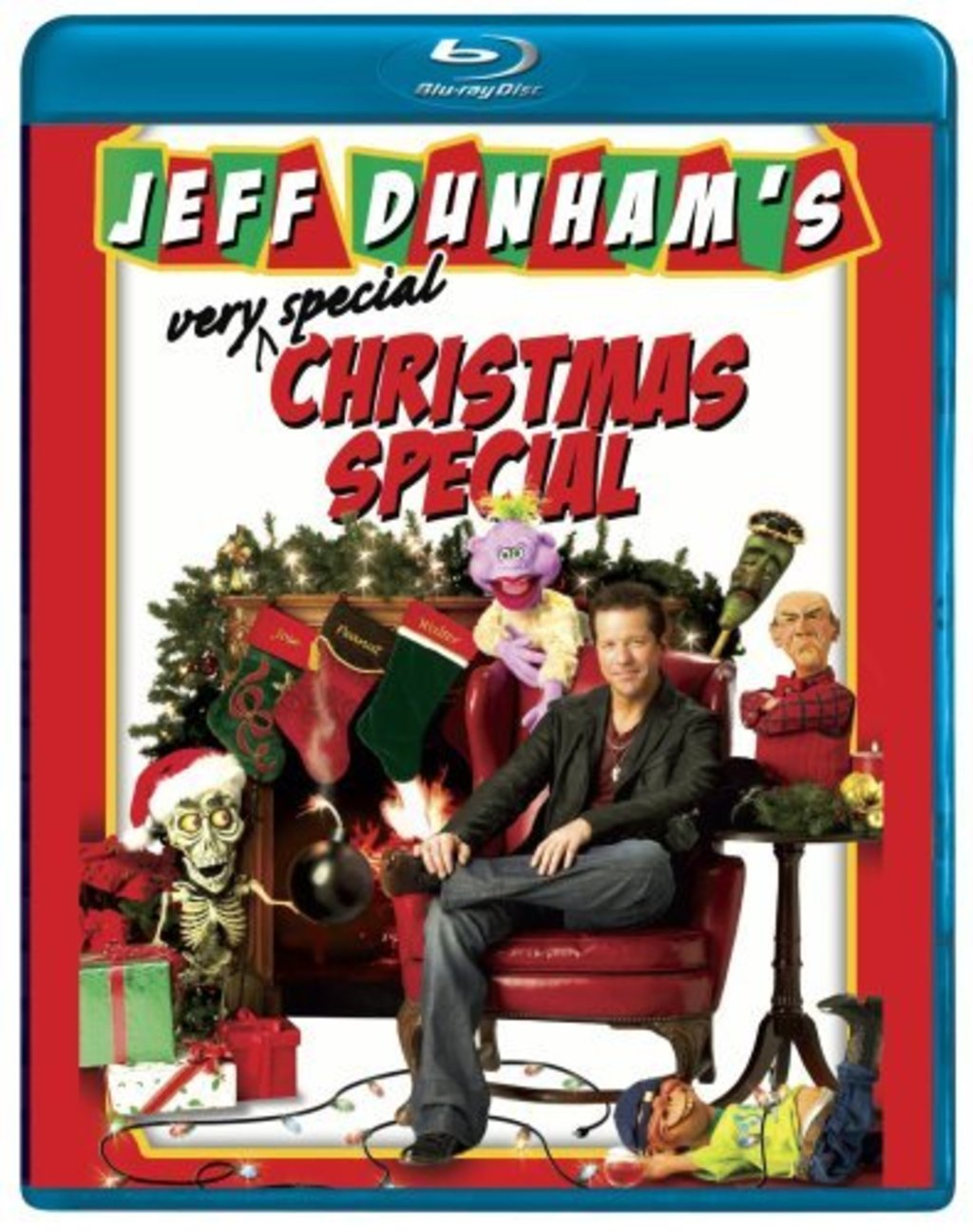 Watch Jeff Dunham\'s Very Special Christmas Special on Netflix Today ...
