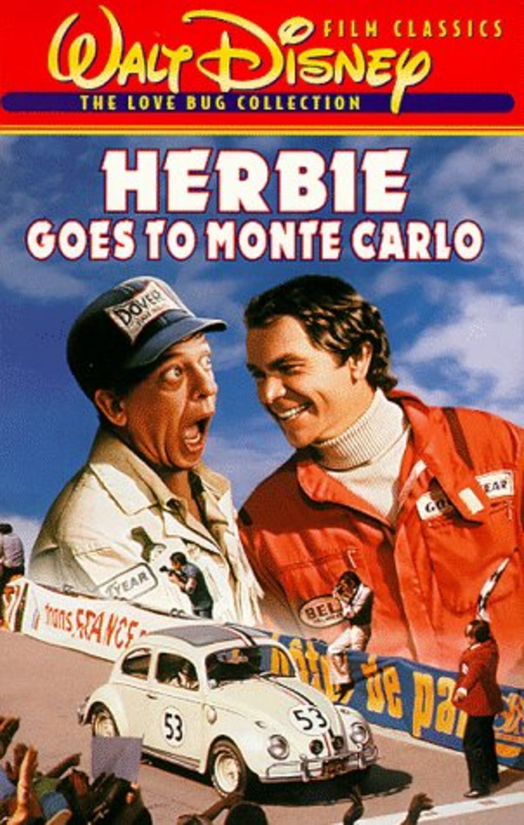 Watch Herbie Goes To Monte Carlo On Netflix Today