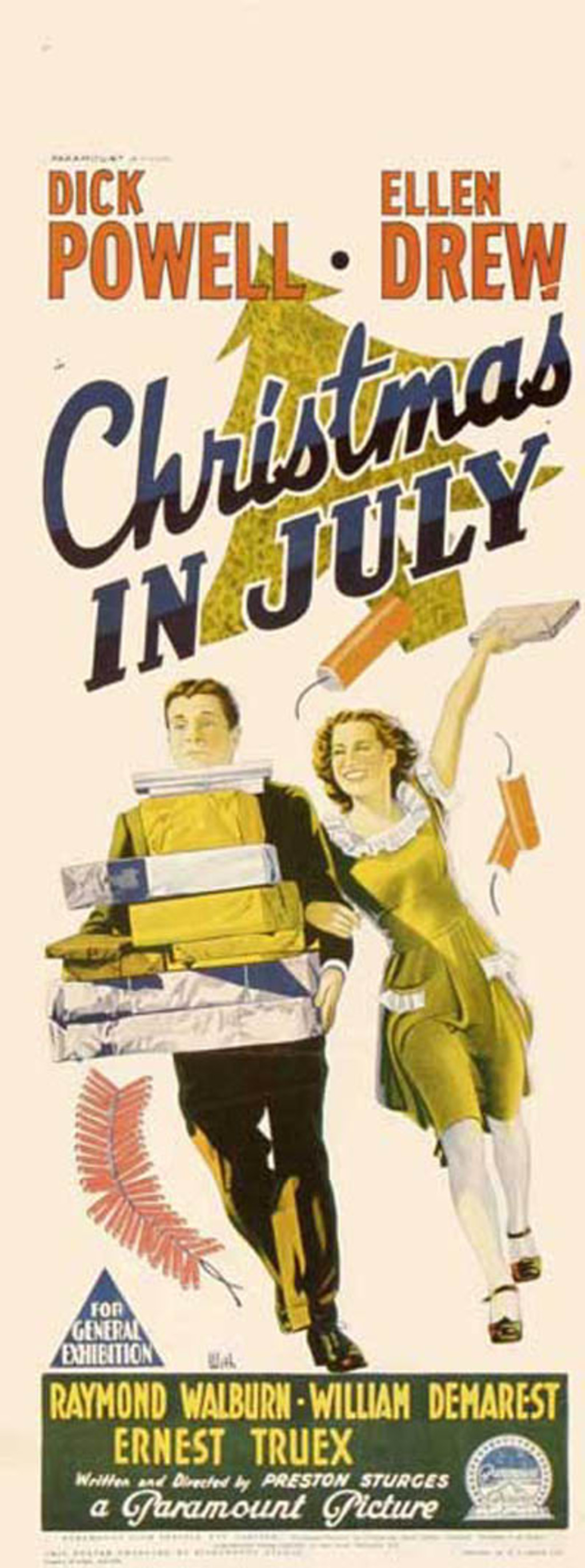 Christmas In July Movie.Watch Christmas In July On Netflix Today Netflixmovies Com