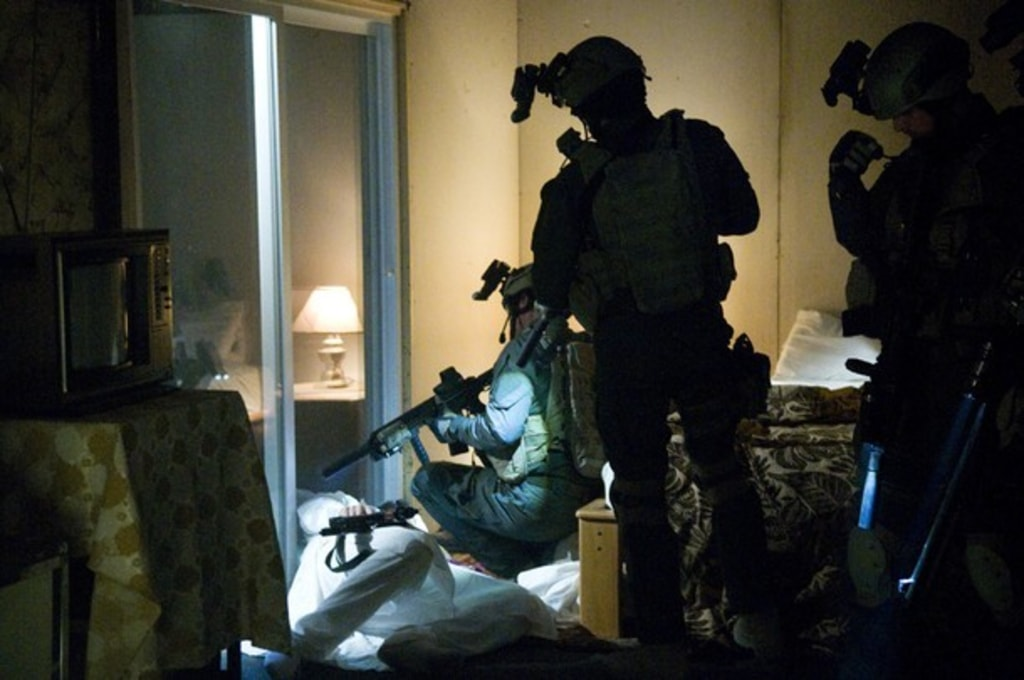 Watch Seal Team Six: The Raid on Osama Bin Laden on Netflix Today