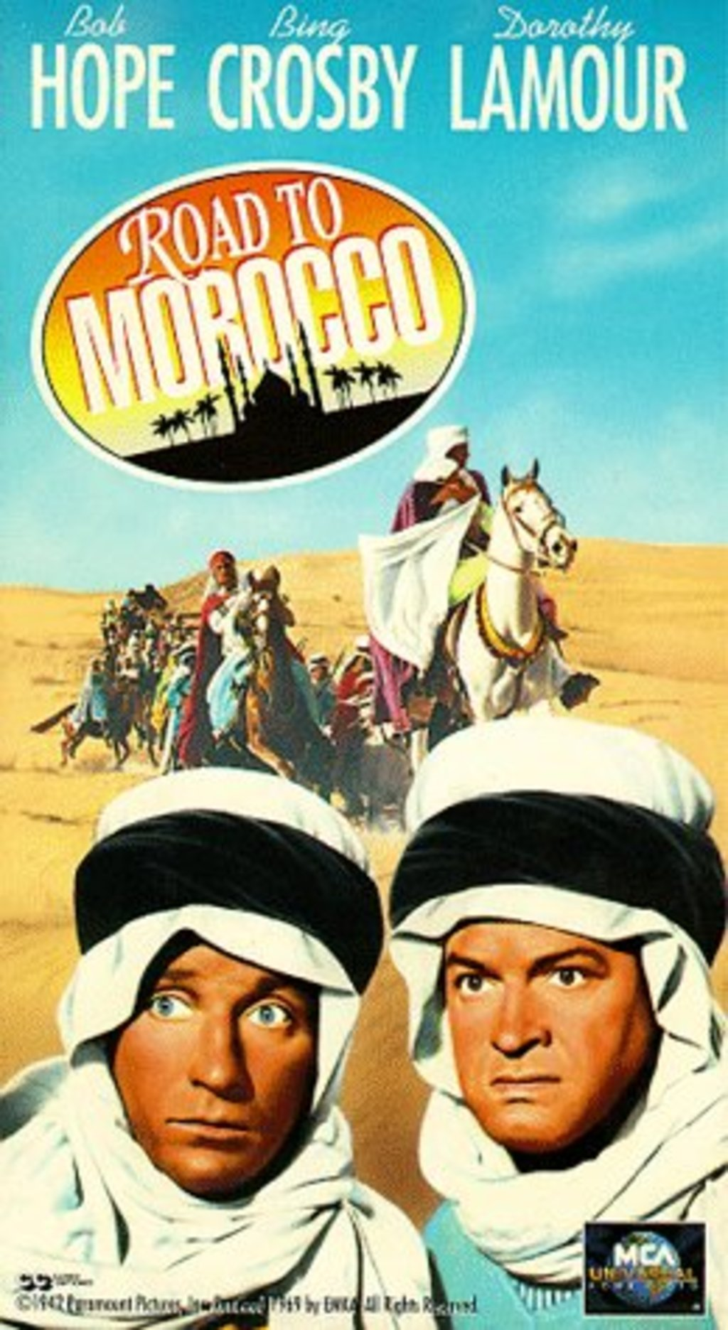Watch Road to Morocco on Netflix Today! | NetflixMovies.com
