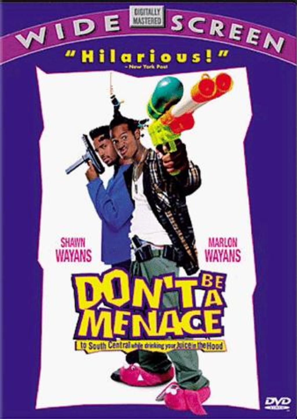 don't be a menace to south central while drinking your juice in the hood netflix