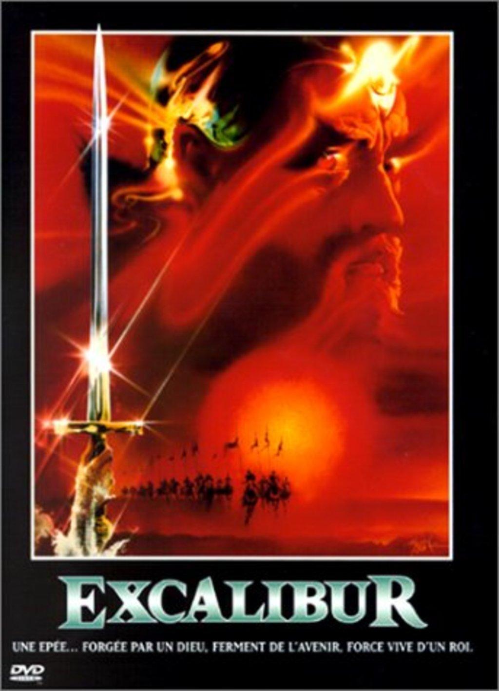 Watch Excalibur On Netflix Today Netflixmoviescom