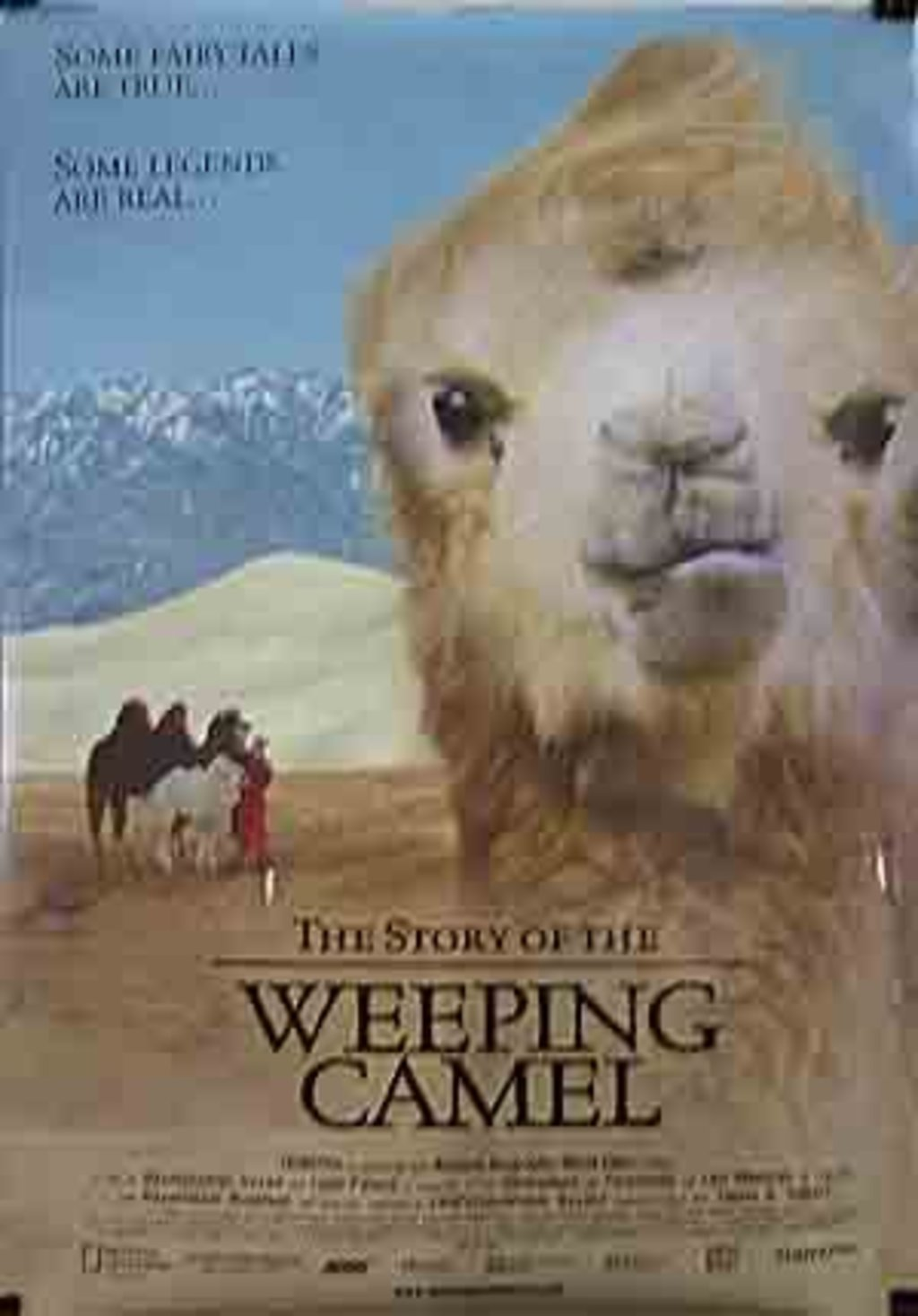 Watch The Story of the Weeping Camel on Netflix Today! | NetflixMovies.com