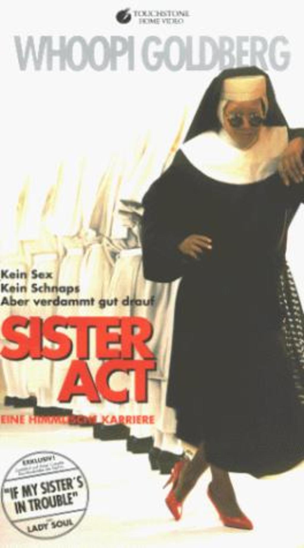 Sister Act Netflix