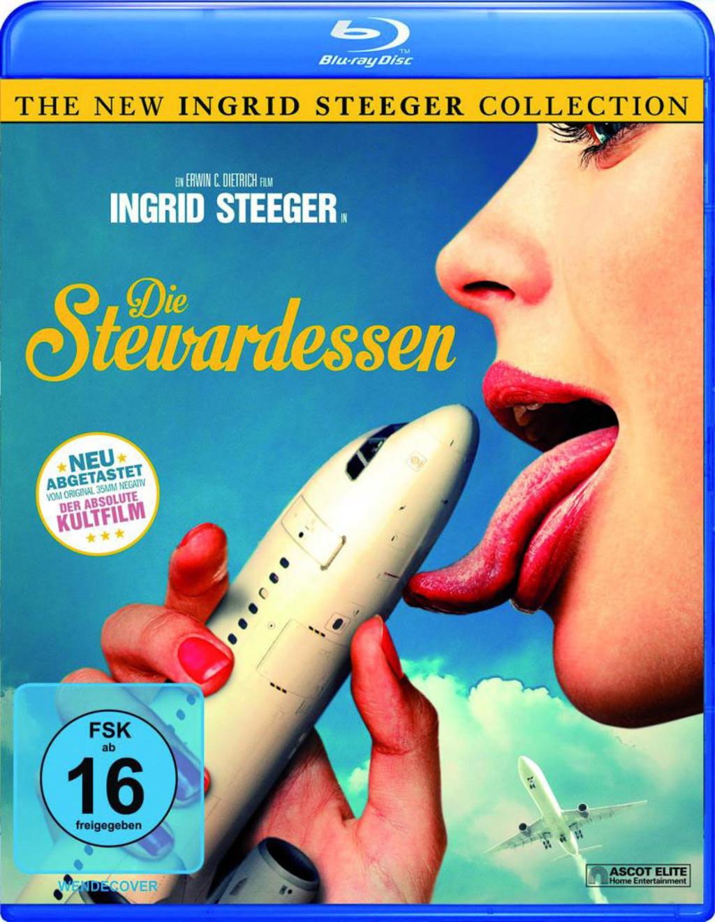 Ingrid Steeger In Stewardesses Report | Hot Girl HD Wallpaper