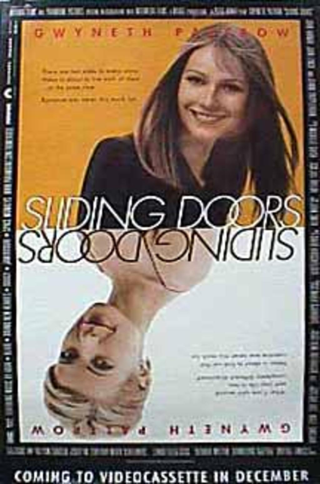 Watch Sliding Doors On Netflix Today Netflixmovies Com