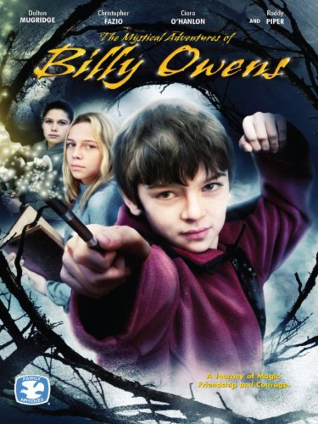 Watch The Mystical Adventures of Billy Owens on Netflix Today