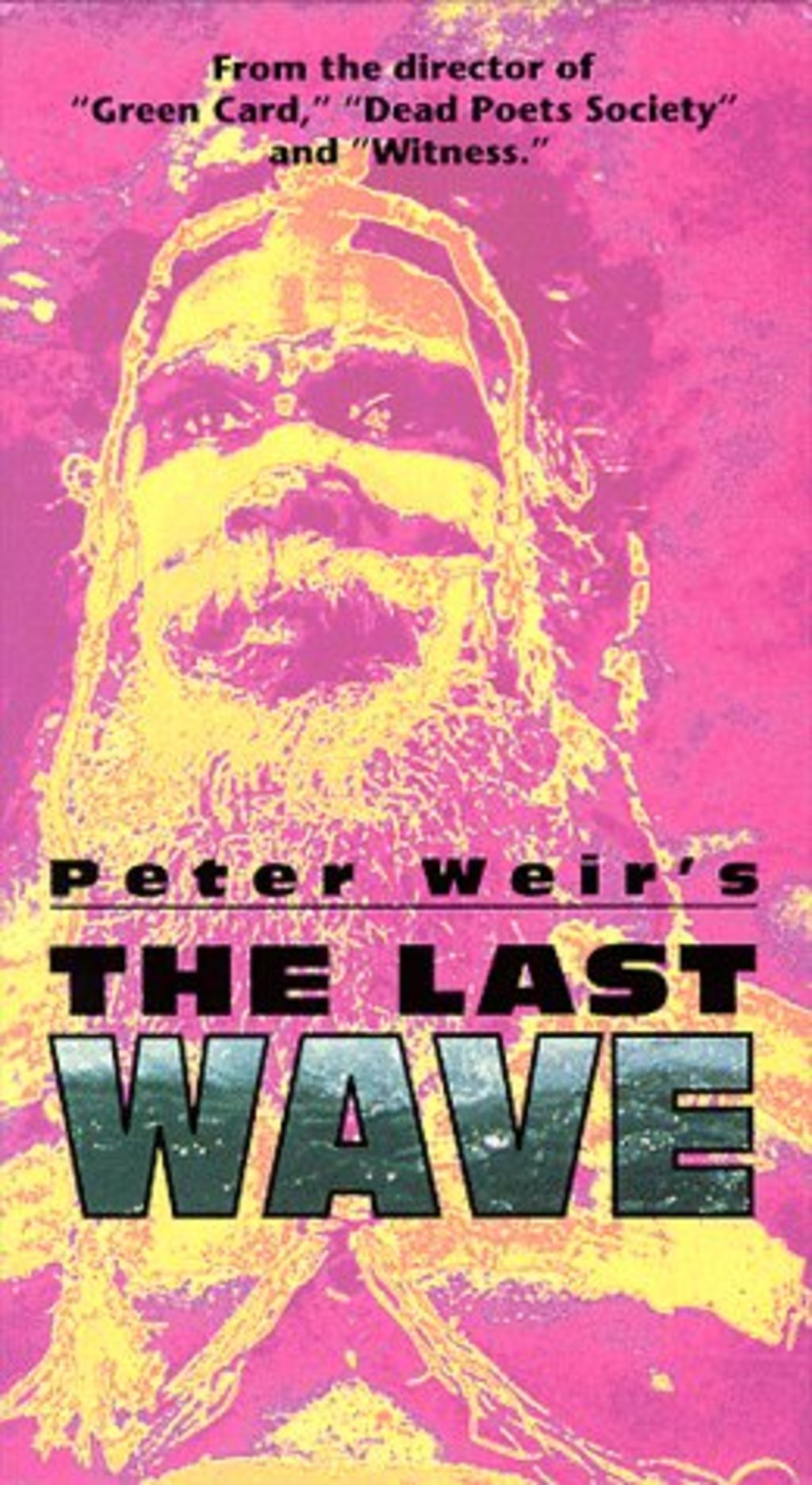 an analysis of the last wave directed by peter weir The last wave is a movie co-written and directed by peter weir in 1977 in click here to see the rest of this review.