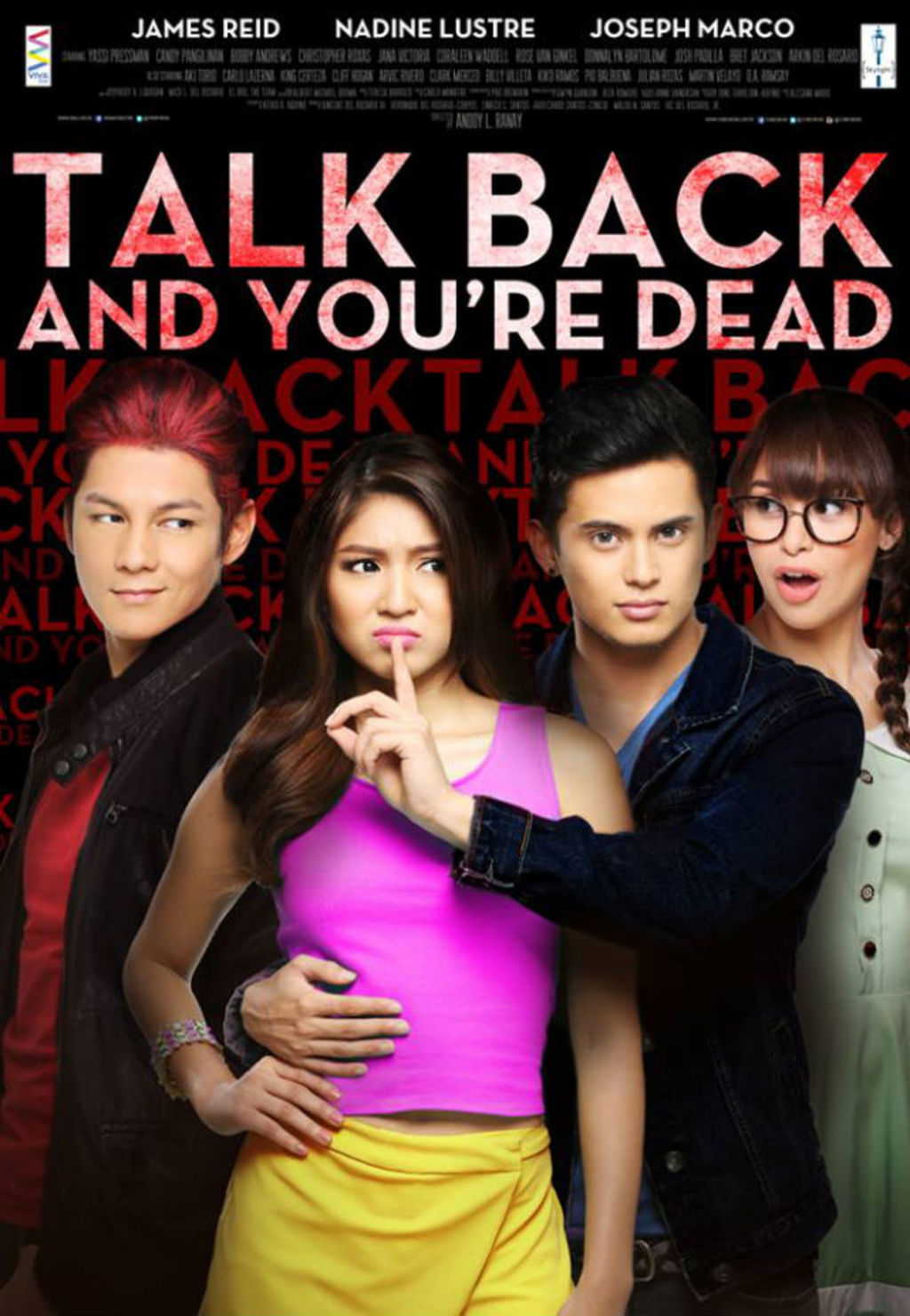 Watch Talk Back And You Re Dead On Netflix Today Netflixmovies Com