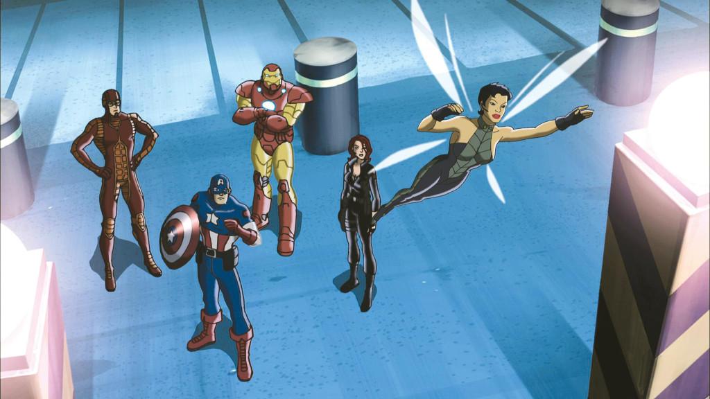 Watch Ultimate Avengers on Netflix Today! | NetflixMovies.com
