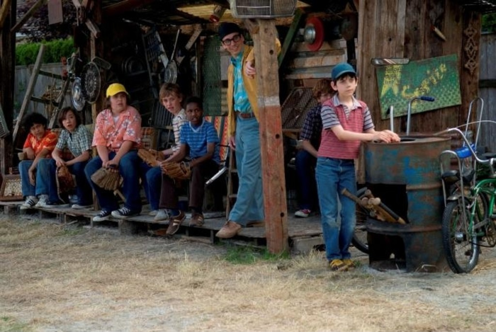 Watch The Sandlot: Heading Home on Netflix Today
