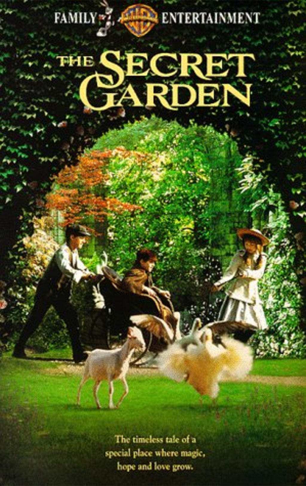 Secret Garden: Watch The Secret Garden On Netflix Today!