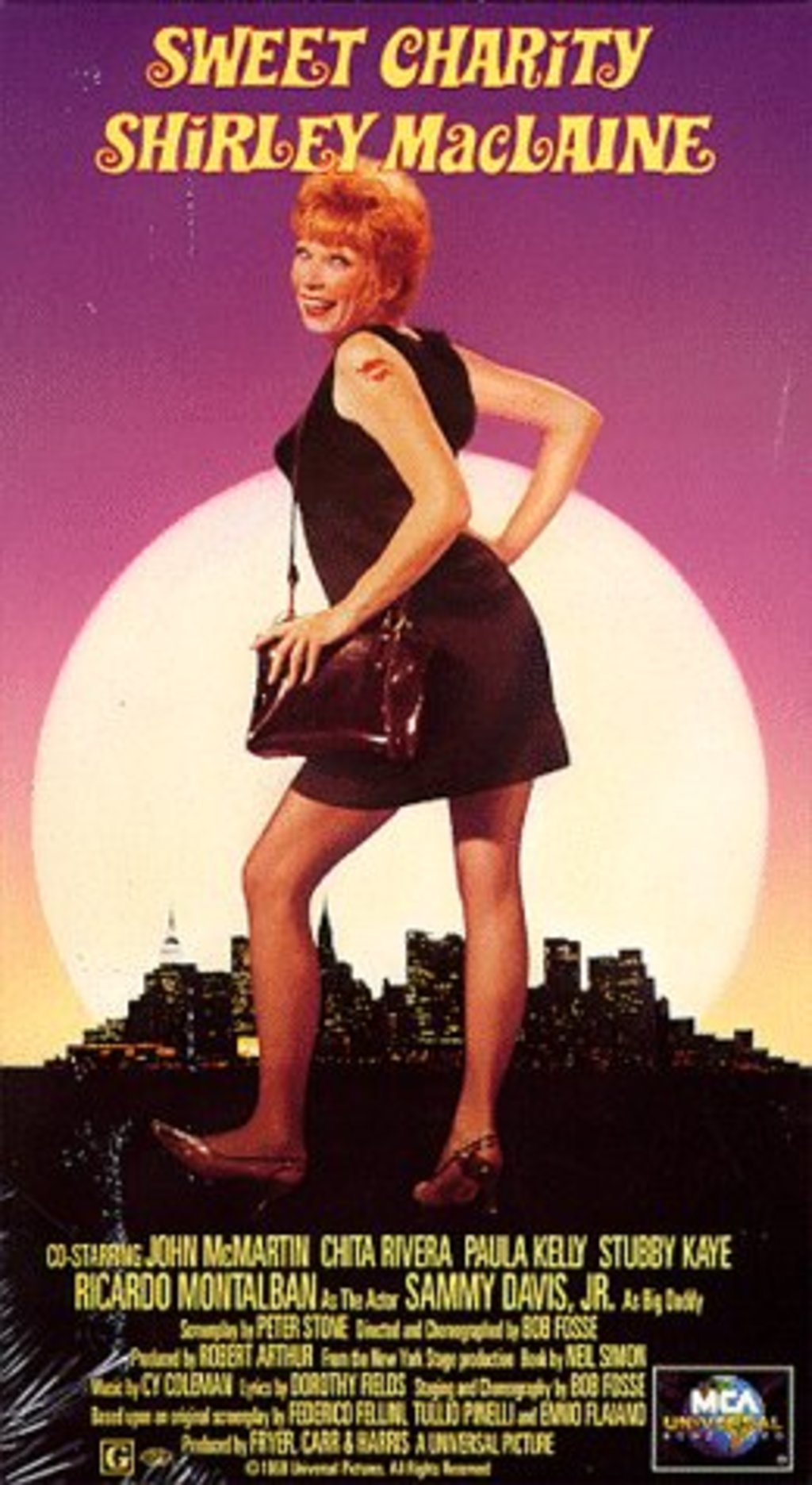 Watch Sweet Charity on Netflix Today! | NetflixMovies.com