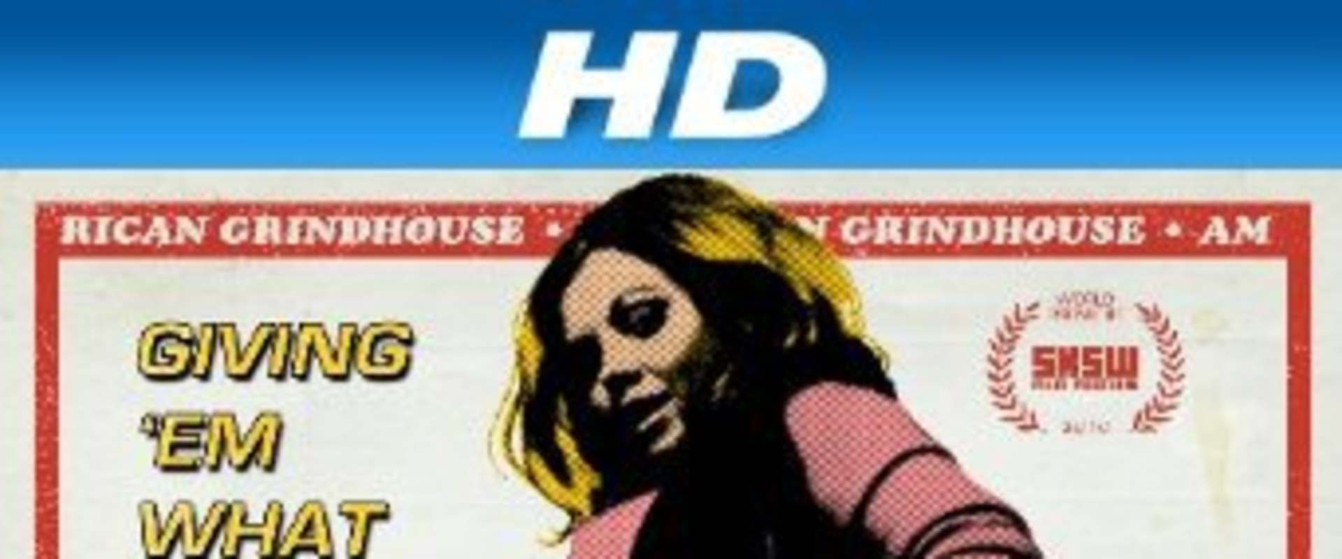 American Grindhouse background 1