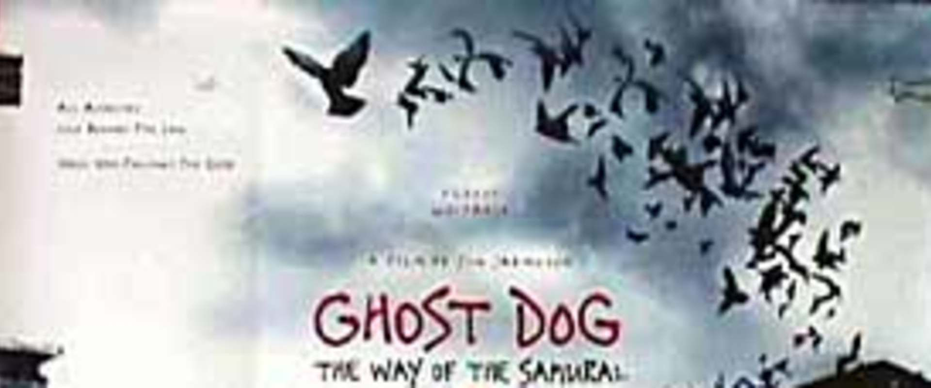 Ghost Dog: The Way of the Samurai background 2