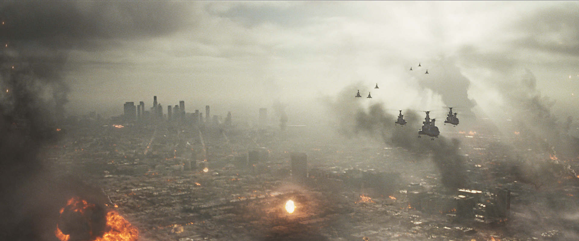 Battle Los Angeles background 2