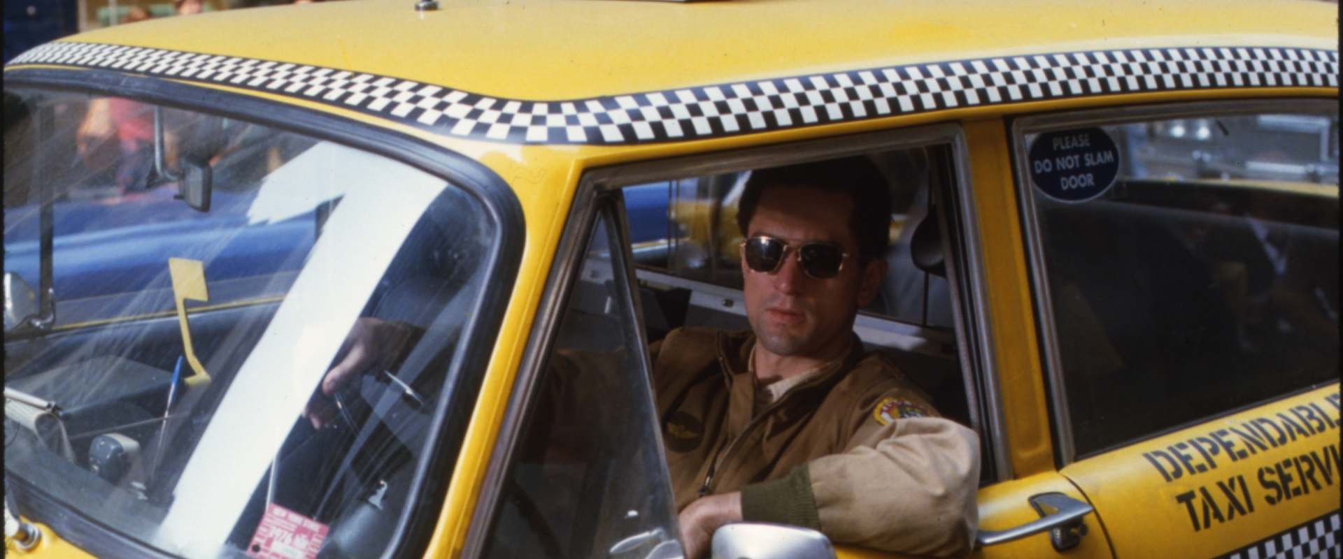 Taxi Driver background 2