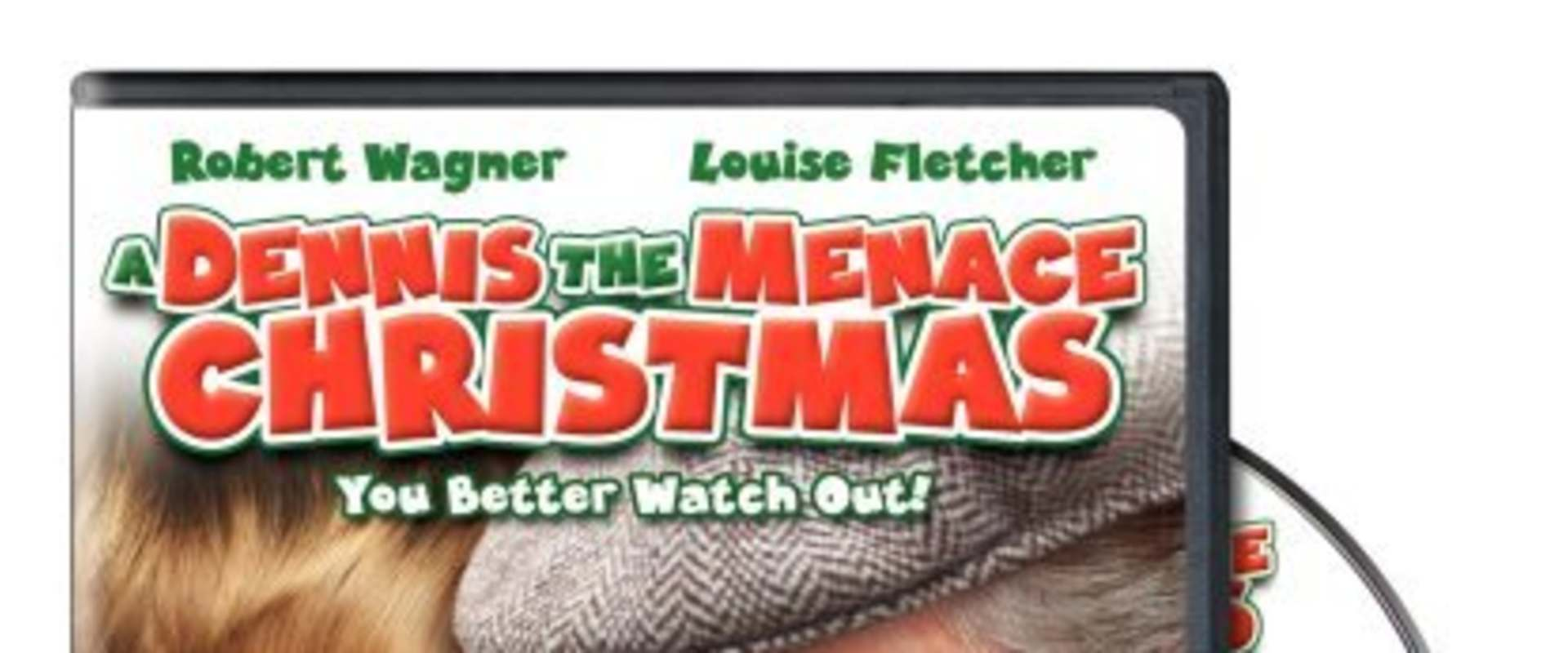 A Dennis the Menace Christmas background 2