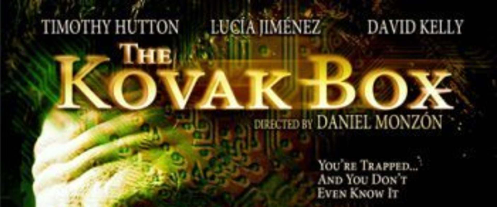 The Kovak Box background 2
