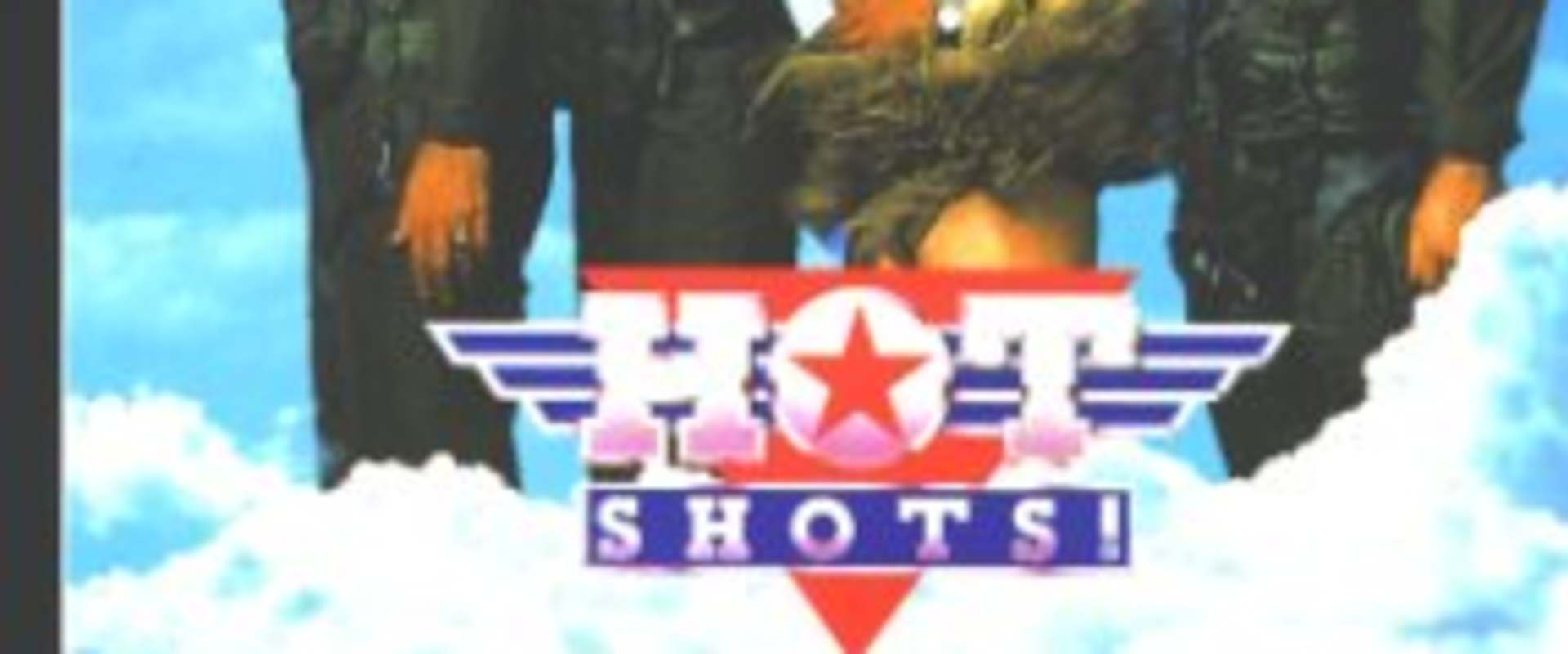 Hot Shots! background 2