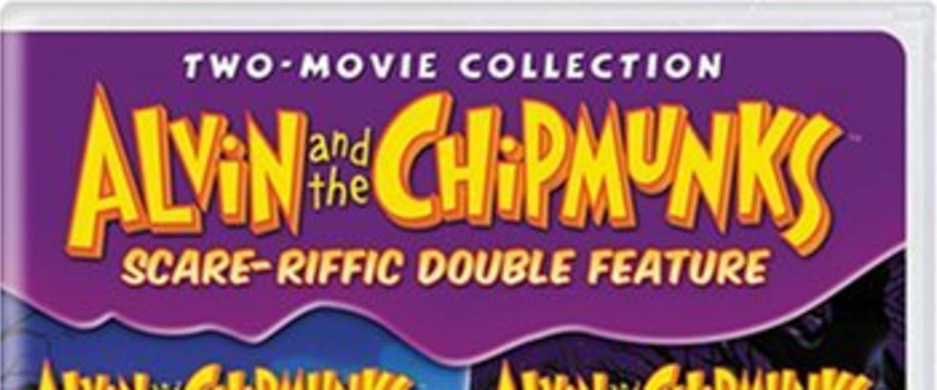 Alvin and the Chipmunks meet Frankenstein background 2