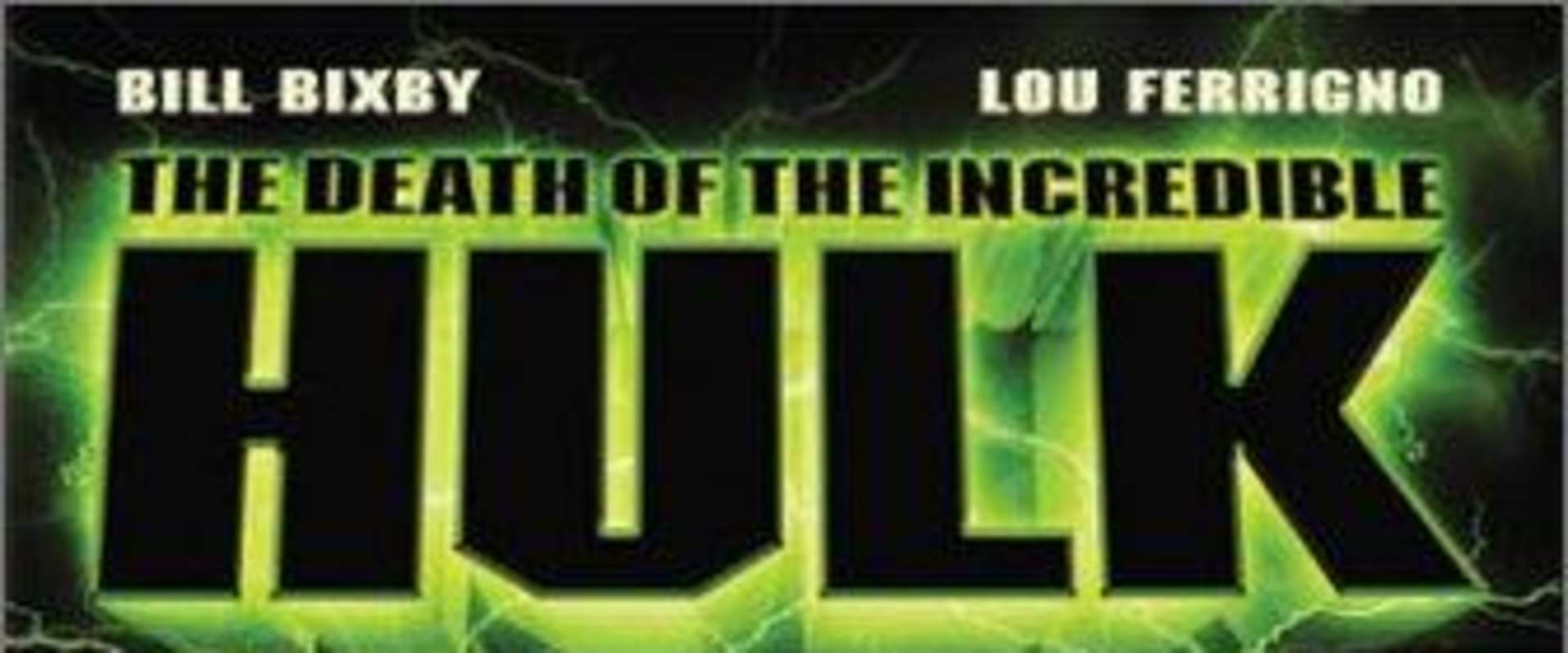 The Death of the Incredible Hulk background 2