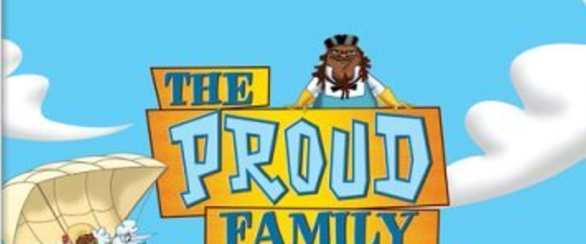 The Proud Family Movie background 1