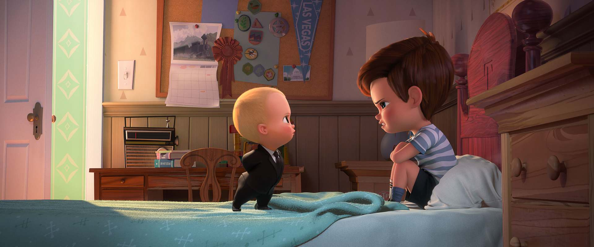 The Boss Baby background 2