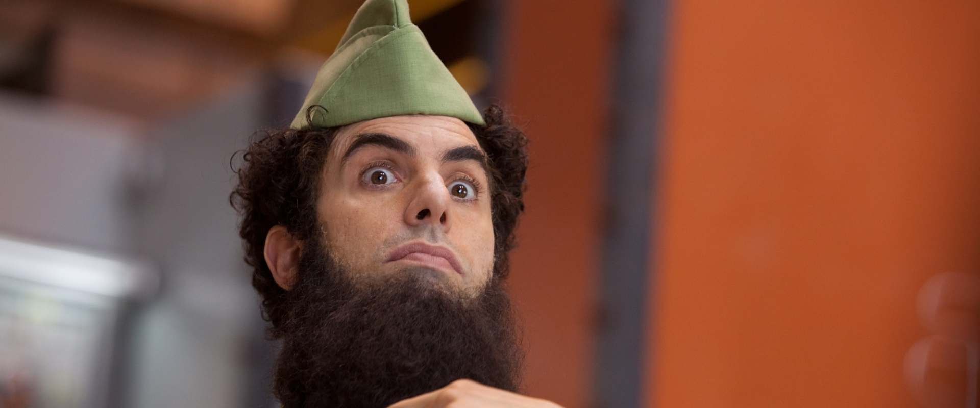 The Dictator background 1