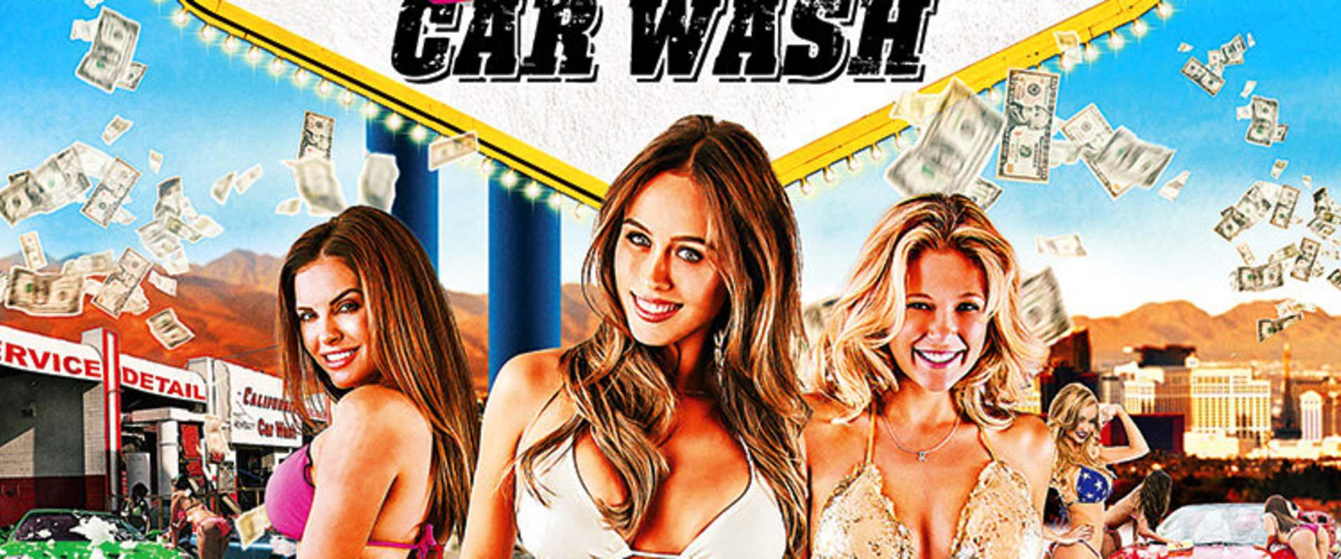 All American Bikini Car Wash background 1