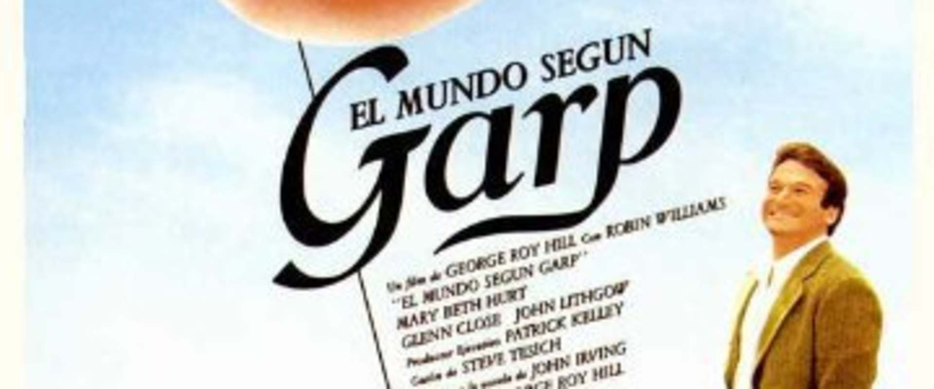 The World According to Garp background 2