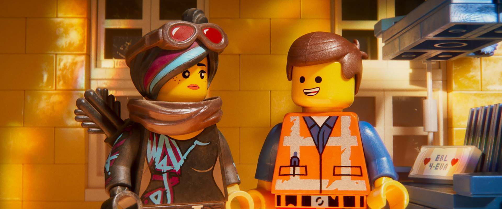 The Lego Movie 2: The Second Part background 2