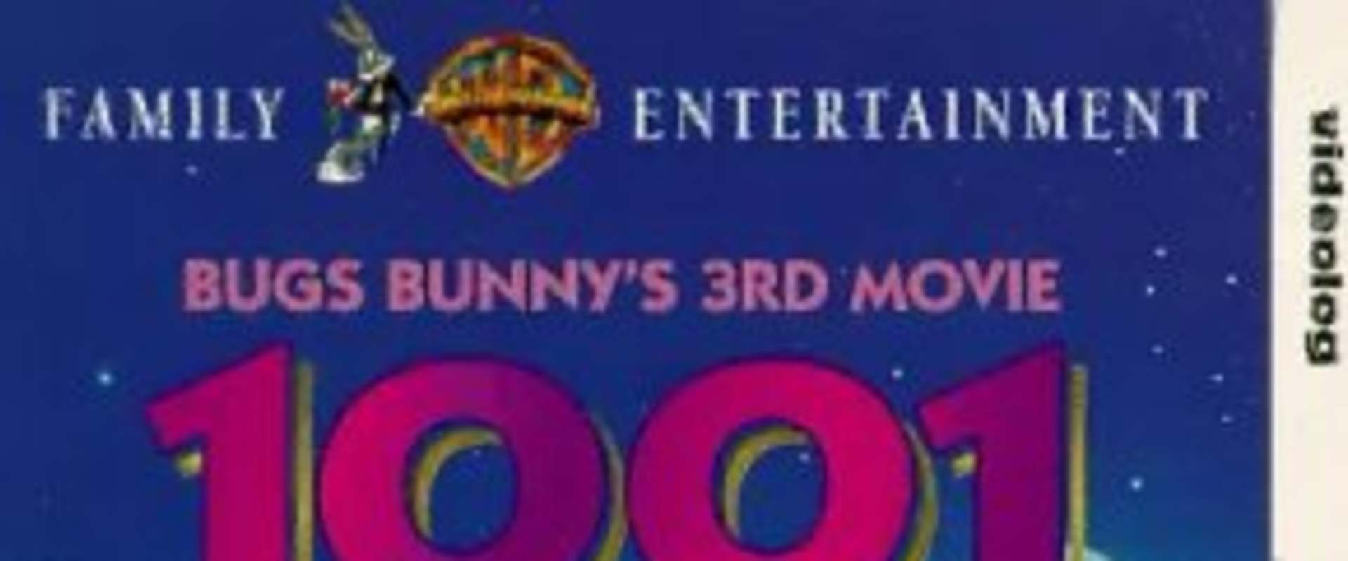 Bugs Bunny's 3rd Movie: 1001 Rabbit Tales background 2