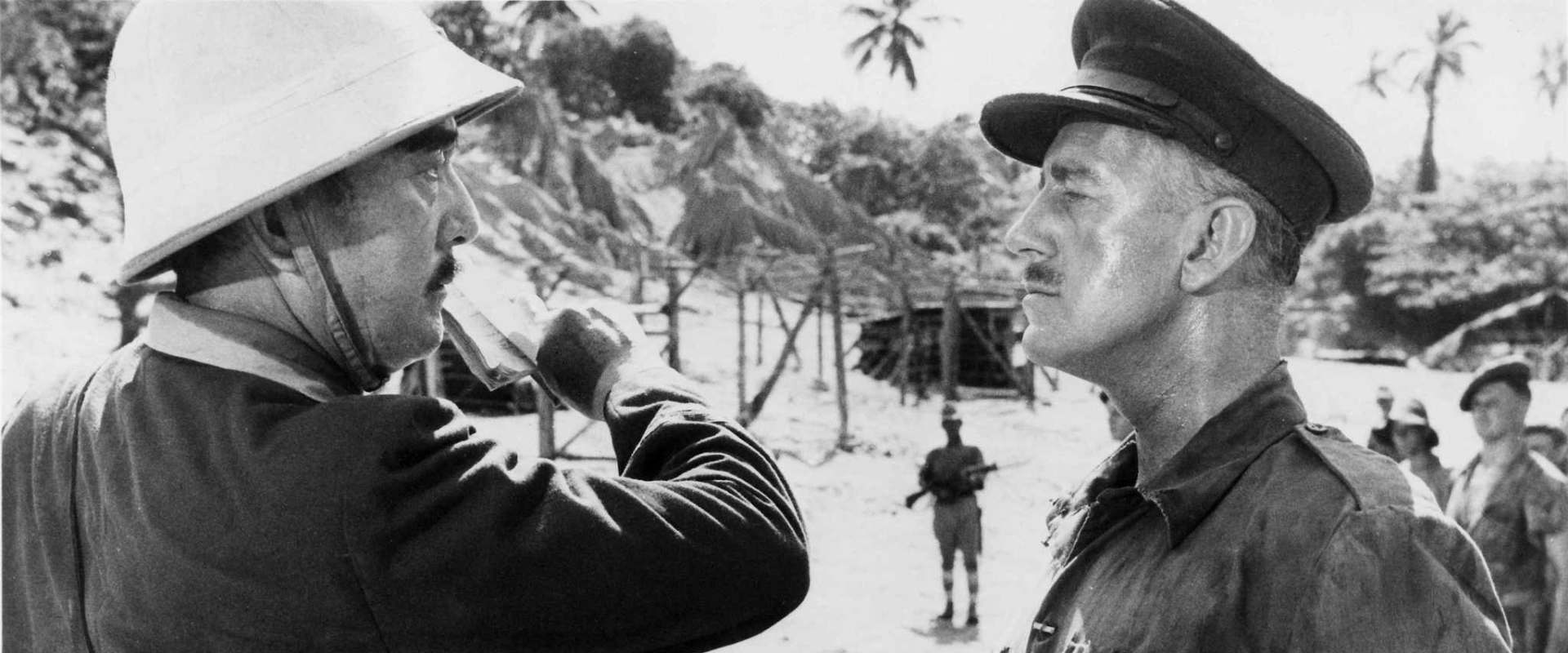The Bridge on the River Kwai background 1